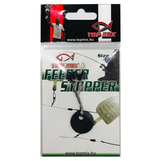 """Top Mix Feeder stopper """"M"""""""