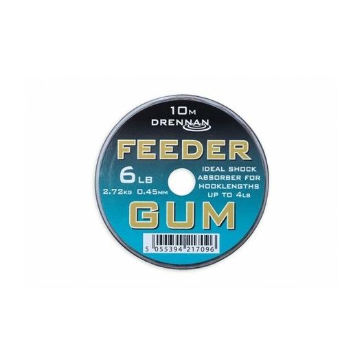Drennan Feeder erőgumi 10m 6lb (2.7kg) – 0.45mm