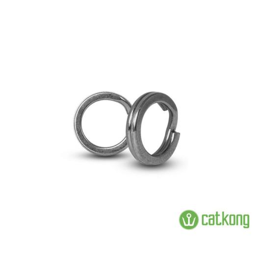 Harcsázó kulcskarika CATKONG / 10db / 110kg 12mm