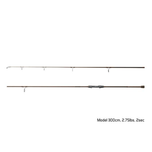 Delphin IMPALA Carper 2 részes 300cm 2,75lbs