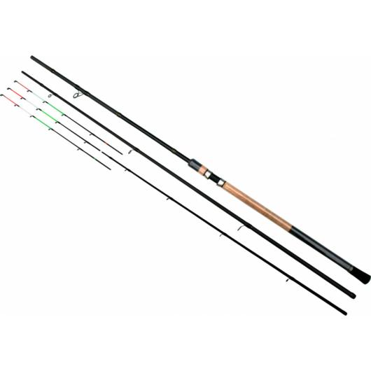Czeró Fishing Excite feeder 390 120g 3 részes